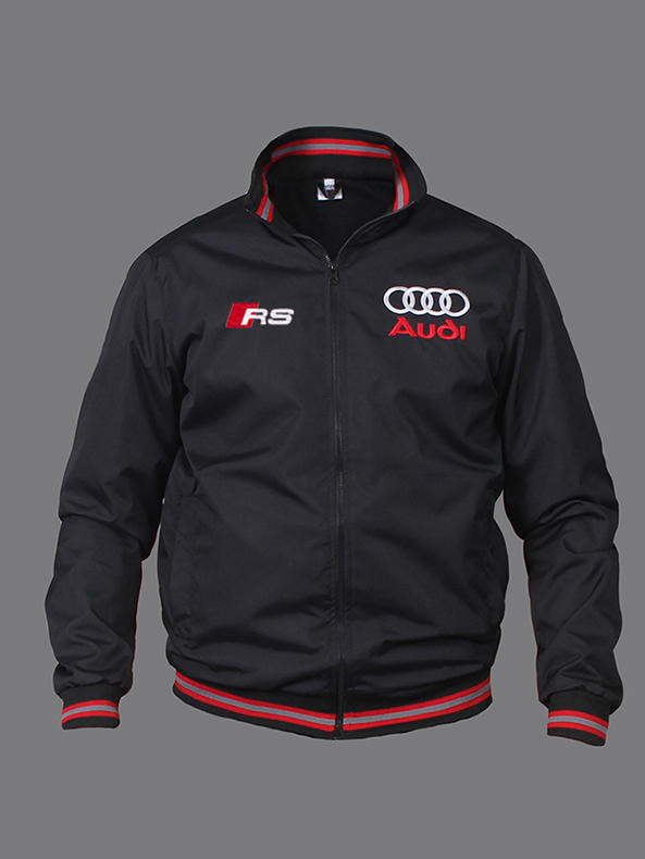 Nye Audi RS Bomber Jacket, På nicefit.dk finder du lækkert tøj til JB-88