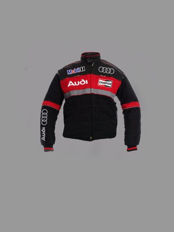 Afholte Audi Motorsport Jakke - Nicefit QY-32