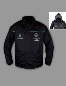 Mercedes Petronas Windbreaker
