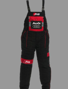 Audi RS Racing - Overalls