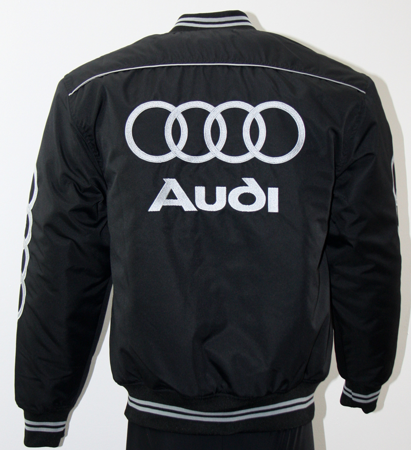 Kendte Audi S-Line jakke til motorsport entusiaster, og dem der bare vil VR-88